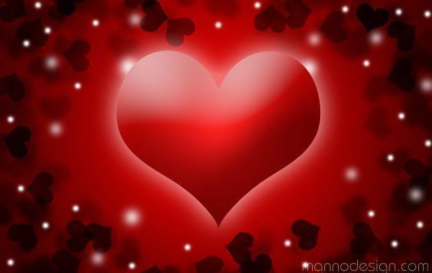 Красивая Валентинка своими руками