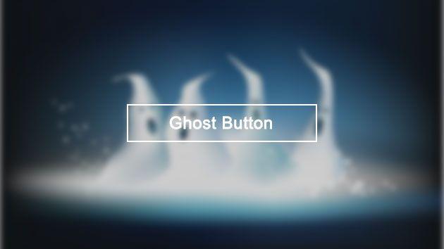 Тренды веб-дизайна 2014: Призрачные кнопки