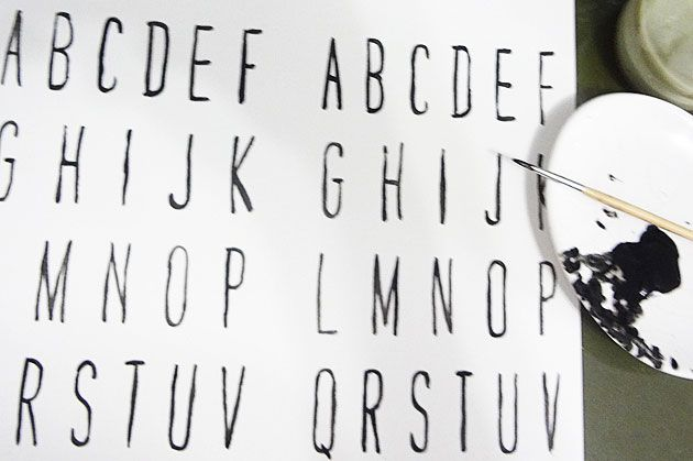 Свежие бесплатные рукописные шрифты