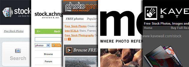 Бесплатные фотобанки для веб-дизайнера