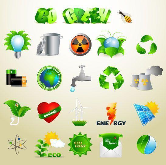 иконки Ecology