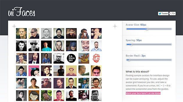 User Inter Faces